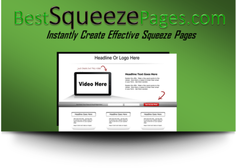 Squeeze-Page-Offer